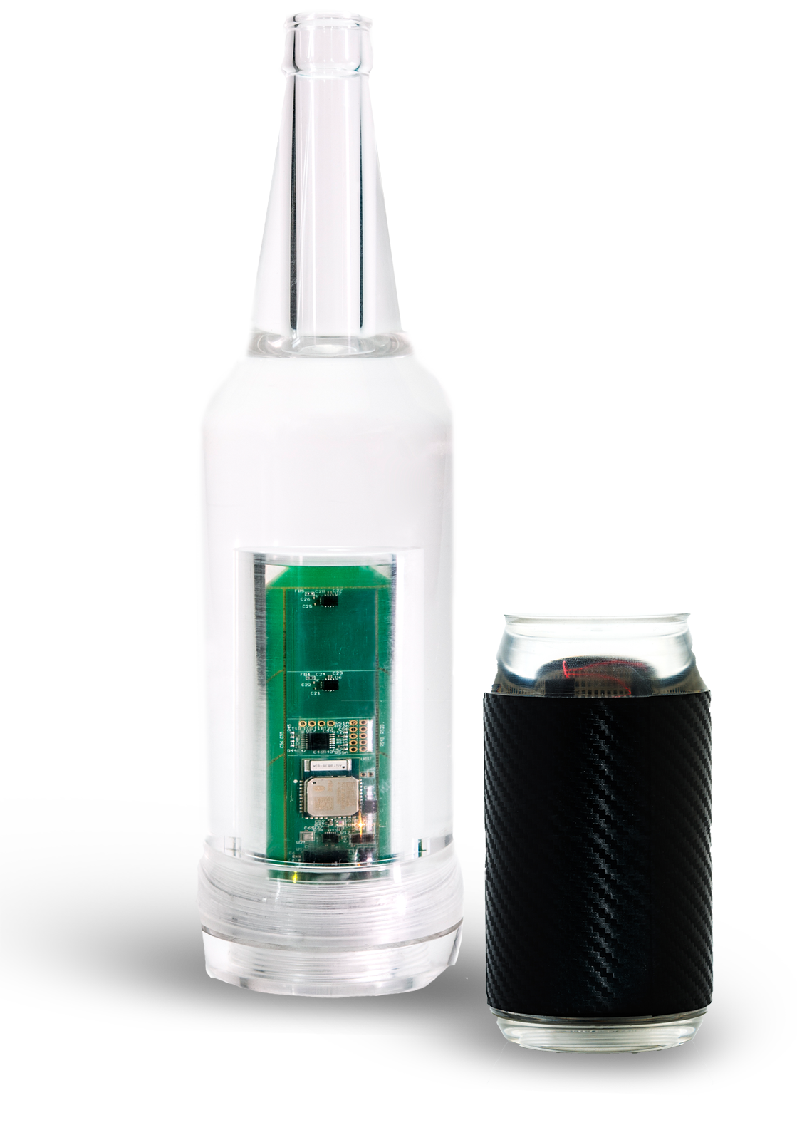 Smart In-Line Sensors to measure shock, impact and pressure on bottling lines.png
